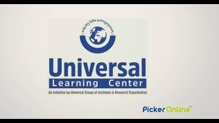 Universal Learning Center | IIT JEE Tutorial in Nagpur | Picker Online
