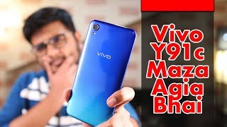 Vivo Y91c Full Review | I Can Recommend This Openly!