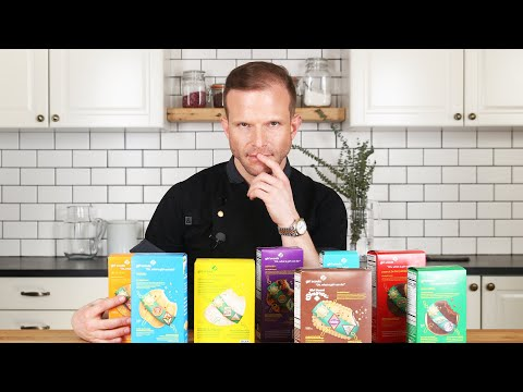 Pastry Chef Reviews Girl Scout Cookies