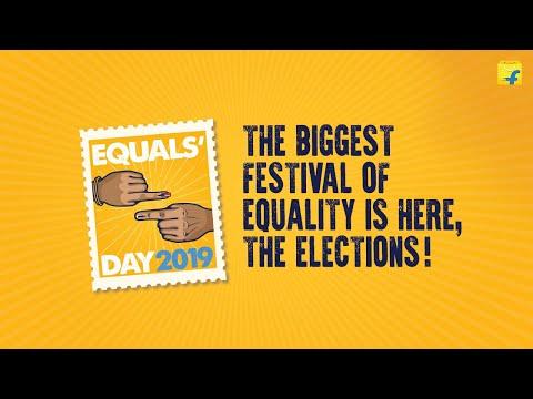 #EqualsDay