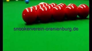 preview picture of video 'Snookerverein Oberhavel e.V. Snookerclub Snookerklub OHV Oranienburg'