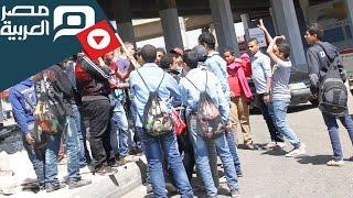 preview picture of video 'مصر العربية | الباعة الجائلون أمام المدارس بأول أيام الدراسة'