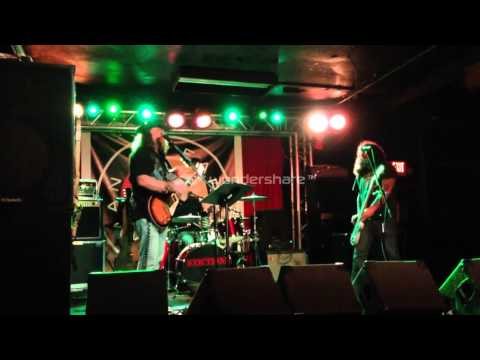 THUNDERBIRD- LIVE!  ...AT JACKRABBITS- PART 1