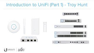 Introduction To Unifi (Part 1)