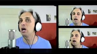 How To Sing a cover of Devil in her Heart Beatles Vocal Harmony
