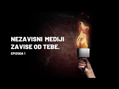 """O važnosti nezavisnih medija kroz kampanju """"Nezavisni mediji zavise od tebe"""""""