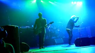 """The Charlatans """"Clean Up Kid"""" live at Manchester Apollo, 1st June 2012"""