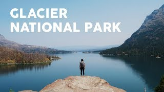 Top Things to See at Glacier National Park | 10K-mile Road Trip Vlog 47