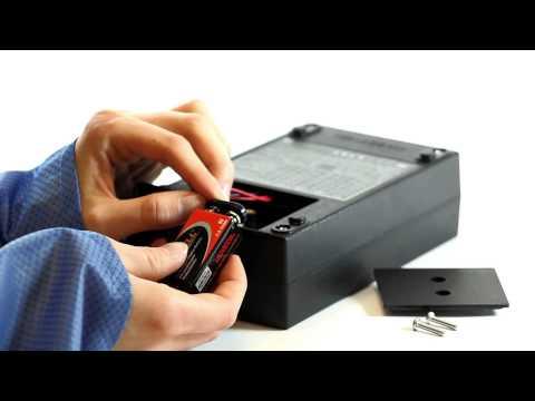 Replacing Batteries