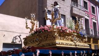 preview picture of video 'Semana Santa Totana 2012. Cleofé'