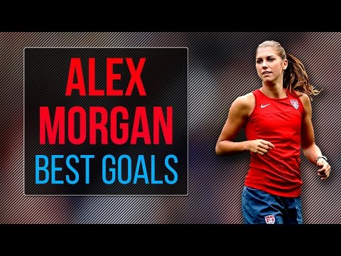 Alex Morgan ● Best Goals In Career ● 1080p HD