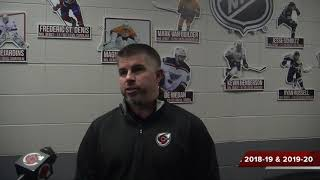 CYCLONES TV: 2019-20 Exit Interviews: Matt Thomas