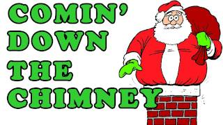 Christmas Songs for Children - COMIN' DOWN THE CHIMNEY - Kids Songs by The Learning Station