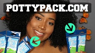 PottyPack Review and Showcase