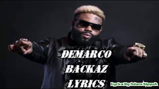 Demarco - Backaz (Raw) LYRICS- October2016