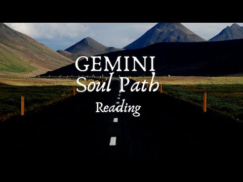 ♊️ GEMINI - SOUL PATH — HEALING FROM A LOVE RELATIONSHIP & RELEASING NEGATIVE ENERGY