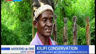Jaribuni residents fear for Kaya Kauma Forest due to the heavy  blasting of Iron Ore