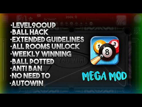 8 Ball Pool V 3 13 5 Unlimited Guidelines Hack ,Anti Ban