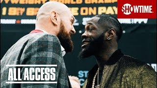 ALL ACCESS: Wilder vs. Fury Teaser   Premieres November 17th   SHOWTIME