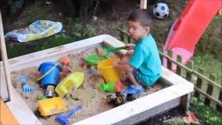 Produkttest: Simba Toys Baby-Schubkarre