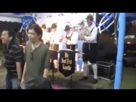 Bavarian Oompah Band Video