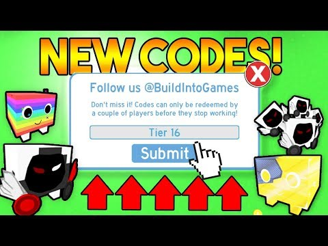 NEW! *WORKING CODES* (2018) | Pet Simulator ROBLOX