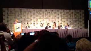 Nikita farewell Panel at San Diego Comic Con 2013