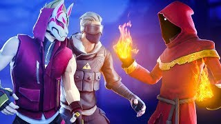 Drift has a... BROTHER?! | A Fortnite Film