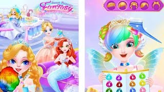 Sweet Princess Fantasy Hair Salon - Android Gameplay Libii Movie Apps Free Best Top Tv Film Video