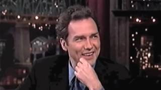Norm Macdonald on Letterman - NBC Tries To Cancel Norm & Dirty Work 1998