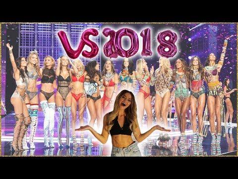 I'M WALKING IN THE 2018 VICTORIA'S SECRET FASHION SHOW?!