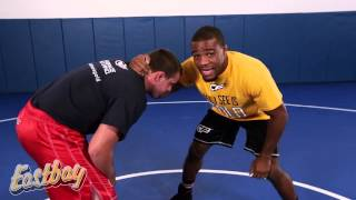 Wrestling Basics with Jordan Burroughs - Positioning and Set Ups