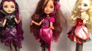 Ever After High Stop Motion Christina Grimmie Get Yourself Together