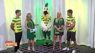 We cheer on the Tampa Bay Rowdies as they gear up for the big game this Saturday