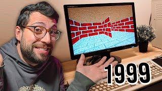 ¿Cómo era ser PC Gamer hace 20 años? Analizando mi Primer PC GAMING Retro