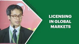 Sunny Chau on licensing in global markets...