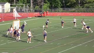 #6 Exeter vs #3 Bedford Girls NHIAA Lacrosse Quarterfinal 5/30/18