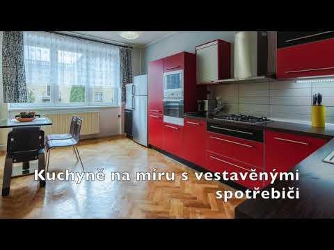 Video Prodej bytu 2+1 v osobním vlastnictví 73 m², Zlín