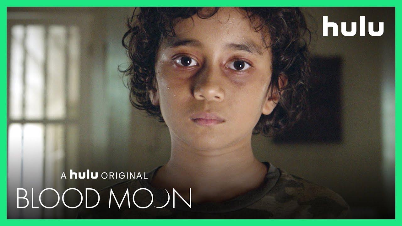 Trailer för Blood Moon