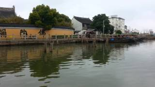 preview picture of video 'Zhujiajiao Ancient Town'