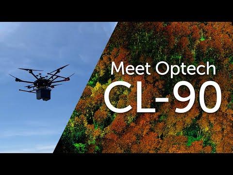 Meet Optech CL 90