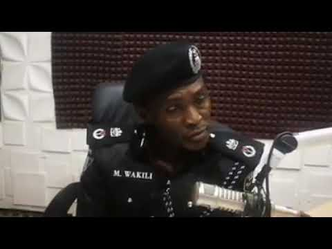 Kano state new commissioner. Of police 2019
