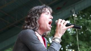 THE GLIMMER TWINS @ PENNYPACK MUSIC FESTIVAL 6/21/17 - TUMBLING DICE