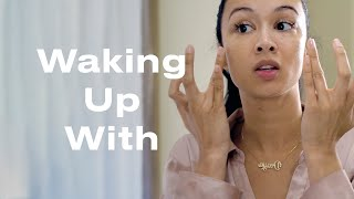 Draya Michele Shares 6 Products She Uses For Perfect Skin During Quarantine | Waking Up With | ELLE