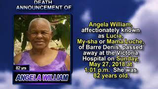 Angela William short