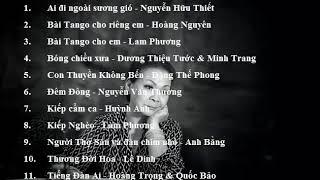 Tuyển Tập Ca Khúc Khánh Ly - Nữ Hoàng Tango