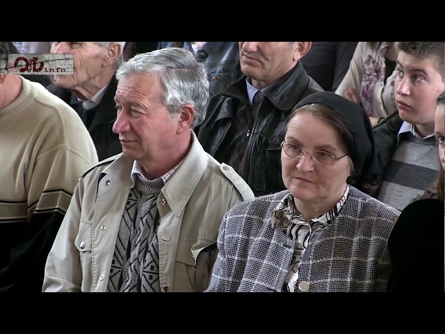 CENTENAR Traian Dorz – Adunare Comănești