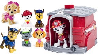 Learn Colors with Paw Patrol Lost Puppies Magical Pup House   Fizzy Fun Toys