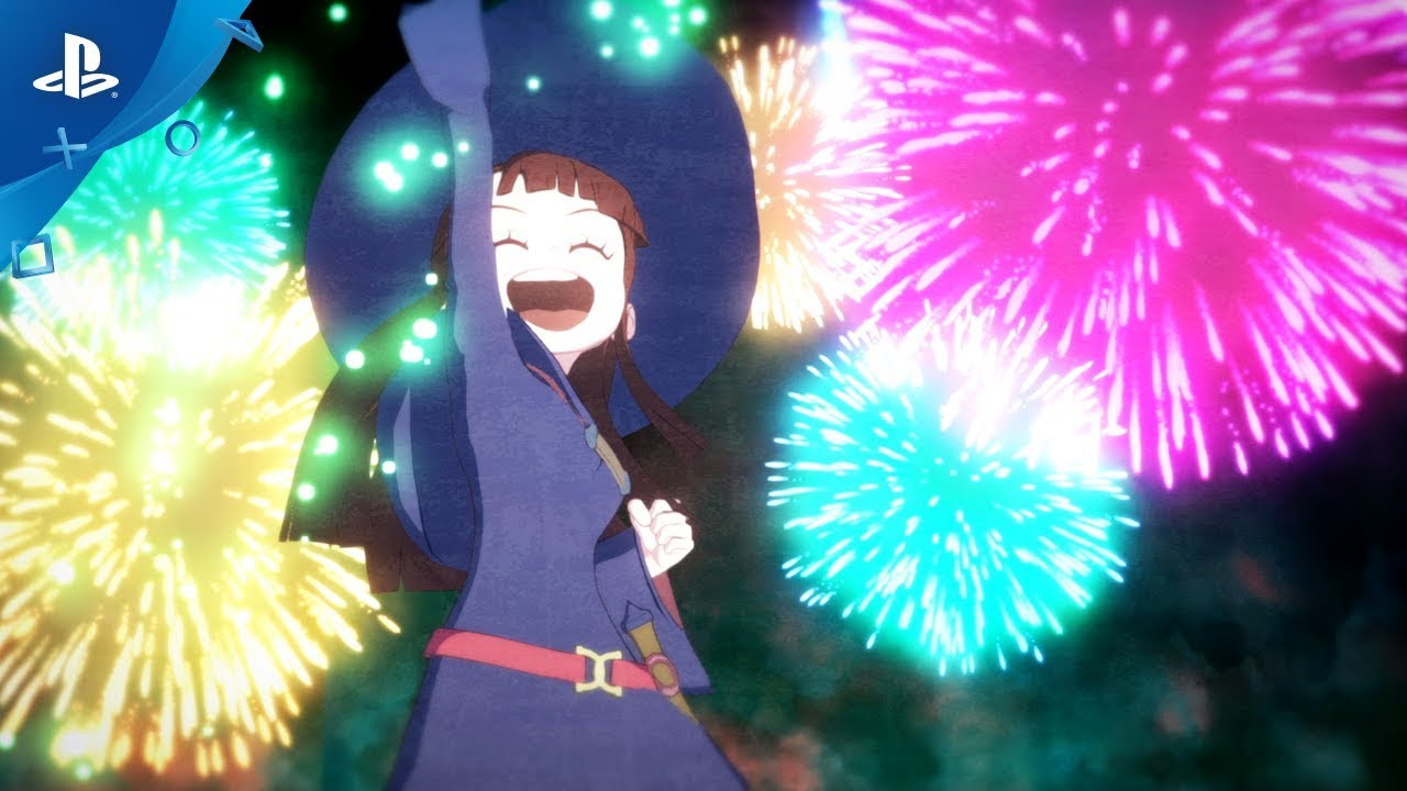 Little Witch Academia: Chamber of Time Arrives on PS4 May 15th