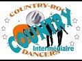 WAGON WHEEL ROCK Line Dance (Dance & Teach in French)(I)